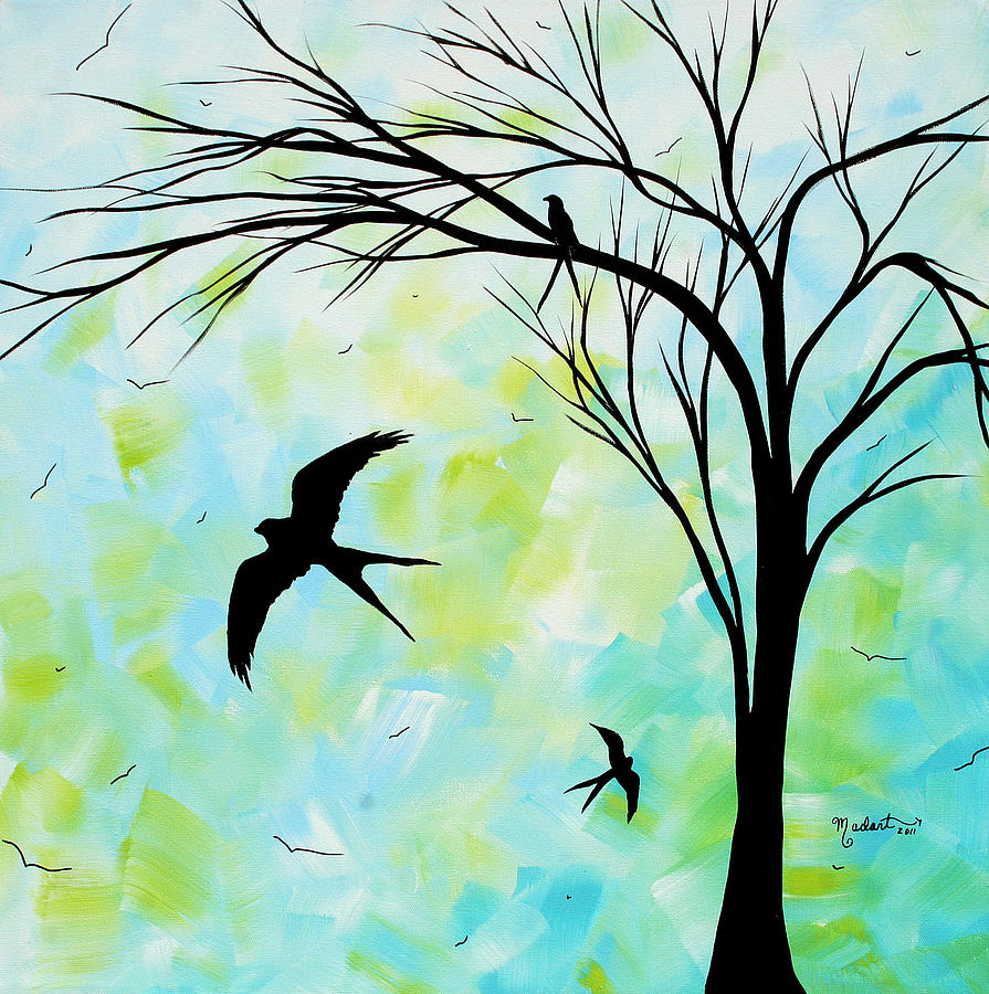 Tree of Life by TheFoolsGarden on DeviantArt   Tree drawing  Simple Tree Life Painting
